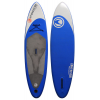 Imagine Compressor Recruit Inflatable Sup Paddleboard 10ft 6in X 32in