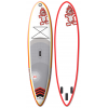 Starboard Drive Astro Fun Inflatable Sup Paddleboard Orange 10ft 5in X 30in