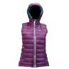 2117 Of Sweden Skane Snow Vest Dk-purple