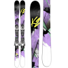 K2 Remedy 75 Jr Skis W/ Marker Fastrack2 4.5 Bindings
