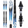 K2 Amp Rx Skis W/ Marker Fastrack3 10 Bindings