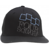 Foursquare IconandWordmark Hat Black