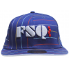 Foursquare Stripe A Poppin New Era Cap Reflex