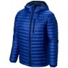 Mountain Hardwear Nitrous Hooded Down Jacket Azul