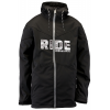 Ride Pike Softshell Hoodie Black