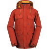 Volcom Troop Insulated Jacket Rust