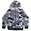 Neff Bright Native Zip Up Hoodie