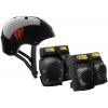 Darkstar Helmet And Pad Pack