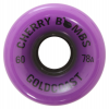 Gold Coast Cherry Bombs Longboard Wheels