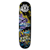 Element Evan Neon Night Skateboard Deck