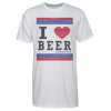 Vonzipper I Heart Beer T-shirt