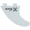 Ronix Fiberglass Bottom Mount Hook Wakesurf Fin