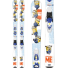 Rossignol Minions Skis W/ Kids-x 45 Bindings