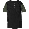 Burton Jimmy Henley Heather True Black/heather Olive