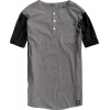 Burton Jimmy Henley Heather Pewter/heather True Black