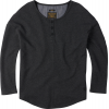 Burton Sage Shirt True Black Heather