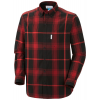 Columbia Out And Back L/s Shirt Red Element Plaid