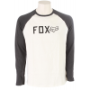 Fox Shockbolted L/s Shirt Vintage White