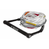 Radar Kneeboard/Freeride 13in Suede w/ 5-Section Handle/Line Combo