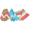 Forum Polka Stripe Bandana 3-pack - Womens