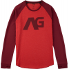 Analog Agonize L/s Baselayer Top Redstone