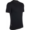 Icebreaker Anatomica Baselayer Top Black/monsoon