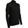 Icebreaker Everyday L/s Half Zip Baselayer Top Black