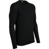 Icebreaker Everyday L/s Baselayer Top Black