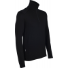 Icebreaker Tech L/s Half Zip Baselayer Top Black