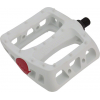 Odyssey Twisted Pc Bmx Pedals White 1/2in