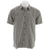 The North Face Curbar Shirt Citronelle Green Plaid