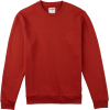 Analog Quick Strike Sweatshirt Red Ochre