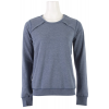 Burton Wren Sweatshirt Team Blue Heather