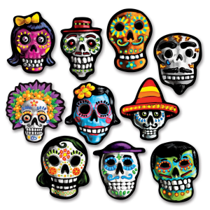 day of the dead comparison to