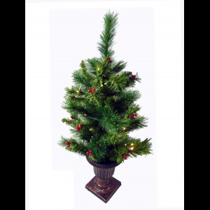 Cheap Christmas Trees Pre Lit
