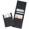 Cowhide Leather Slim Business Card Case