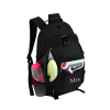 2-in-1 Sport Computer & Insulated Cooler Compartment Backpack