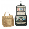 Quilted Toiletry Travel Tote Bag