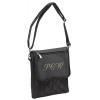 Satin Savvy Quilted Messenger Bag