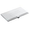 Engraved Executive Business Card Case
