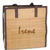Beach Bamboo Shopping Tote Bag