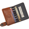 Legacy Leather Wallet ID & Business Card Holder