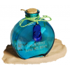 Beach Flip Flop Mini Scroll in a Flask Bottle