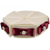 Italian Bridal Pie Favor Box