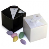 Bride and Groom Wedding Favor Box
