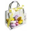 Clear Bridal Handbag Favor
