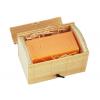 Eco-Friendly Bamboo Treasure Box Soap Favor