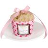 Key To My Heart Ribbon Bath Salts Cupcake Favor