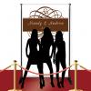 Custom Royal Flourish Wedding Banner