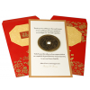 Lucky Red Envelopes With Chinese Coin Favor